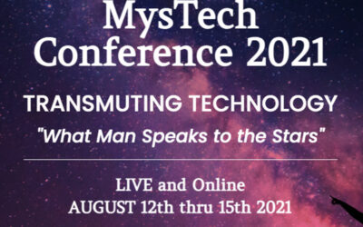 Spiritual Science & Technology at MysTech, Aug 12-15