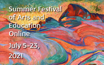 Summer Festival Updated Course Listings for 2021