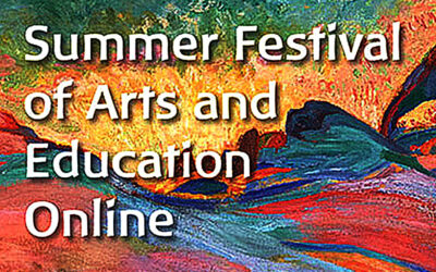 FREE SUMMER FESTIVAL LECTURES:  July 13, 14, 15, 20